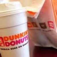 Photo taken at Dunkin' Donuts by Mayra on 3/7/2013