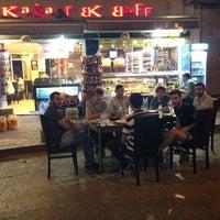 Photo taken at Kağan Büfe by Kağan Ç. on 7/13/2014