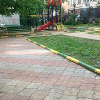 Photo taken at Площадка за домом 26/30 by Sergey V. on 5/30/2013