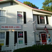 Photo taken at Island Bar & Grill by Chris H. on 6/12/2015