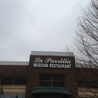Photo taken at La Parrilla by Roy T. on 2/22/2013