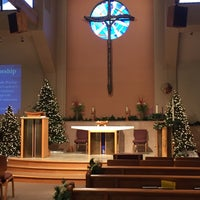 Photo taken at Our Father Lutheran Church by Sandy C. on 12/10/2017