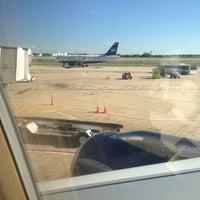 Photo taken at US Airways Flight 559 by Sam P. on 9/18/2013
