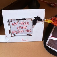 Photo taken at Chick-fil-A by Leon C. on 4/1/2013