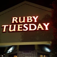 Photo taken at Ruby Tuesday by Masha P. on 2/22/2013