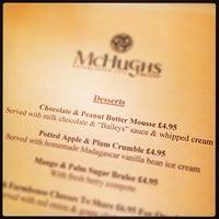 Photo taken at McHugh's Bar & Restaurant by Stuart G. on 5/11/2013
