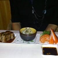 Photo taken at Genji Japanese Restaurant by Jason A. on 3/10/2013