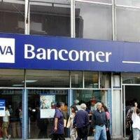 Photo taken at BBVA Bancomer by Adan N. on 10/25/2016