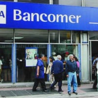 Photo taken at BBVA Bancomer by Adan N. on 9/21/2016