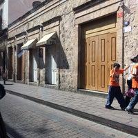 Photo taken at Plaza de la Tecnología by Adan N. on 10/2/2016