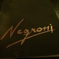 Das Foto wurde bei Negroni von Herman R. am 12/15/2015 aufgenommen