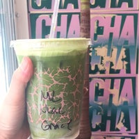 Photo prise au Cha Cha Matcha par Grace M. le8/19/2017