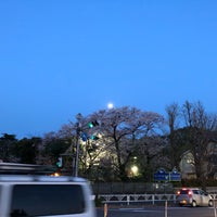 Photo taken at Sangubashi Bridge by ruitasu d. on 3/30/2018