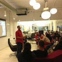 Photo taken at WeWork Labs NY by Brian W. on 5/24/2013
