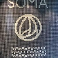 Das Foto wurde bei SOMA Tea & Mocktail von Chi C. am 5/3/2018 aufgenommen
