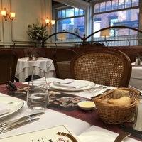 Photo taken at Paris Rouge Cafe by Chi C. on 1/23/2016