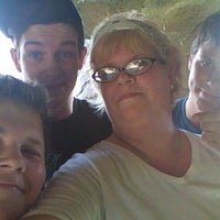 Photo taken at Valley Falls Adventure Golf by Michelle D. on 7/20/2013