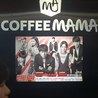 Photo taken at Coffee Mama by Sun Youp K. on 5/2/2016