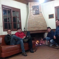 Photo taken at Sala da Justiça Laranjitos by Theo F. on 7/31/2013