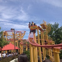 Photo taken at Worlds of Fun by Anthony L. on 7/28/2013