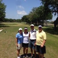 Photo taken at Balcones Country Club by Sun Woo J. on 4/24/2014