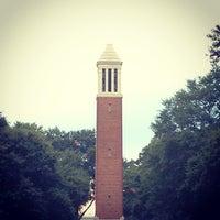 Foto diambil di The University of Alabama oleh Gaylan W. pada 11/10/2013