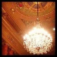 Photo taken at Saenger Theatre by Gaylan W. on 10/11/2013