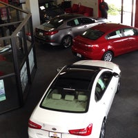 ... Photo Taken At Kingdom Kia By Adam B. On 5/16/2014 ...