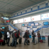 Photo taken at Odessa International Airport (ODS) by Макс Б. on 4/12/2013