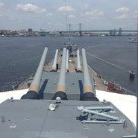 Photo taken at Battleship New Jersey Museum & Memorial by Sandi S. on 6/22/2013