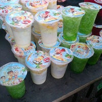 Photo taken at Gegerkalong ramadhan food street by Agga E. on 7/20/2013