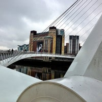 Photo taken at BALTIC Centre for Contemporary Art by Bart on 3/26/2013