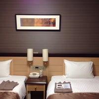 Photo taken at ホテル法華クラブ札幌 by antonikaido on 1/12/2014