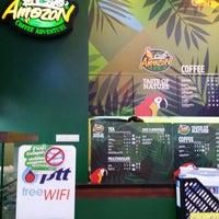 Photo taken at Café Amazon by Ningnong N. on 1/17/2017