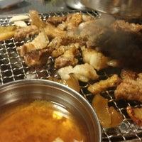 Photo taken at 탐라돈 by Ji Yeon M. on 6/10/2014