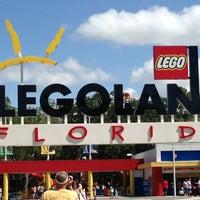 Photo taken at LEGOLAND® Florida by Sean L. on 4/28/2013