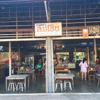 Photo taken at ร้านลมโชย by jhar on 7/18/2016