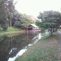Photo taken at 大原みねみち公園 by Ren on 10/24/2012