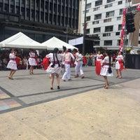 Photo taken at Plaza Murillo Toro by 😈 Myga G. on 7/1/2016