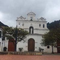 Photo taken at Parroquia Nuestra Señora De Las Aguas by 😈 Myga G. on 5/1/2017