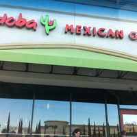 Photo taken at Qdoba Mexican Grill by Liz P. on 2/27/2013