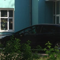 Photo taken at Лавочки у Вавта by ????? ?. on 6/8/2013