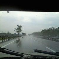 Photo taken at Mengkuang Layar by sg b. on 2/17/2013
