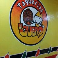 Photo taken at Taqueria El Güero by Dober O. on 10/11/2013