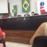 Photo taken at Ordem dos Advogados do Brasil (OAB/RN) by Larissa S. on 2/14/2014