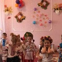 Photo taken at Детский садик #328 by Bardysheva Y. on 10/20/2016