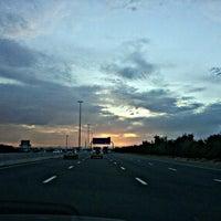 "Photo taken at Sheikh Mohammed Bin Zayed Rd by Jassim ""Jesse"" A. on 5/1/2013"
