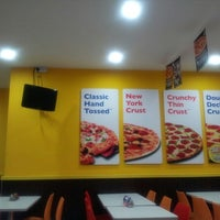 Photo taken at Domino's Pizza by Pejal R. on 11/28/2012