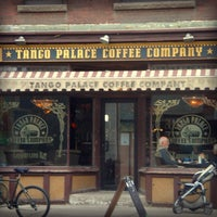 Photo taken at Tango Palace Coffee Company by Amaya on 8/8/2014