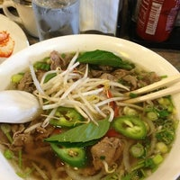Photo taken at Pho Van Restaurant by Matt M. on 4/13/2013